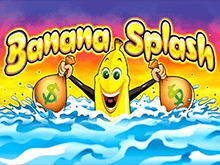 Автомат Banana Splash в клубе Вулкан