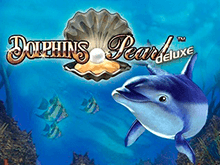 Игровые автоматы Dolphin's Pearl Deluxe от Вулкан