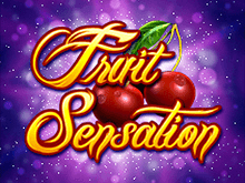 Игровые аппараты Fruit Sensation от Вулкан