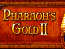 Игровые аппараты Pharaohs Gold 2 от Вулкан
