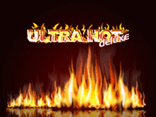 Игровые аппараты Ultra Hot Deluxe от Вулкан