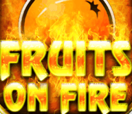 Fruits On Fire в клубе Вулкан