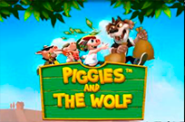 Бонусы в клубе Вулкан с Piggies And The Wolf